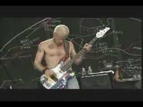 04 Red Hot Chili Peppers - Fortune Faded  (Japan 2004)