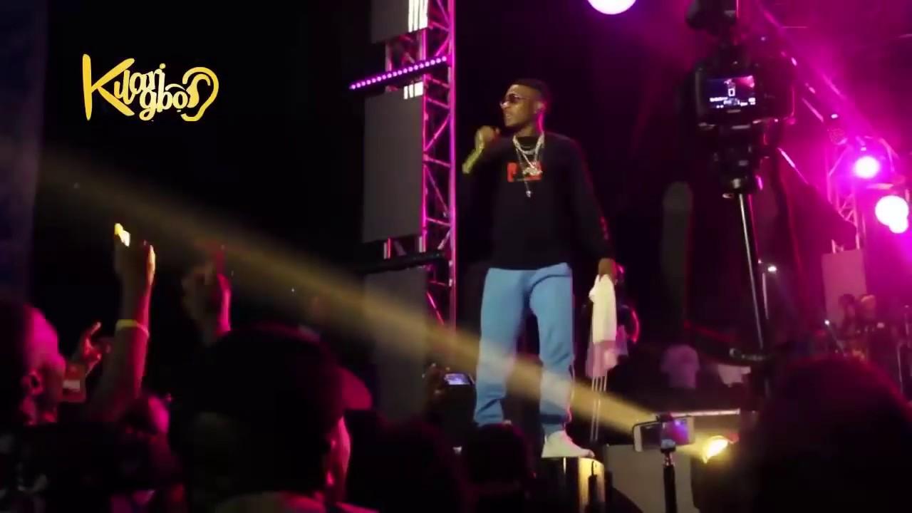 Download Wizkid    Davido   Olamide   Saheed Osupa   Shoutdown One Lagos Fiesta
