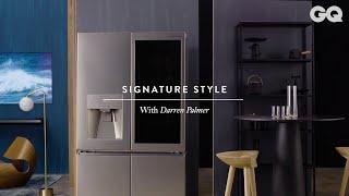 LG SIGNATURE Refrigerator in K…