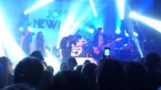 John Newman - Love Me Again, Live