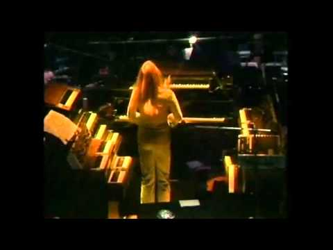 Rick Wakeman - Sir Lancelot and the Black Knight (Live)