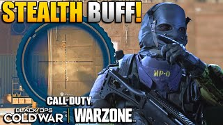Stealth Buff to Cold War Optics in Warzone Season 3 | Less Recoil like the MW VLK 3.0x Optic