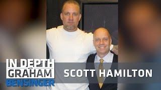 Scott Hamilton: Jesse James stole my Porsche