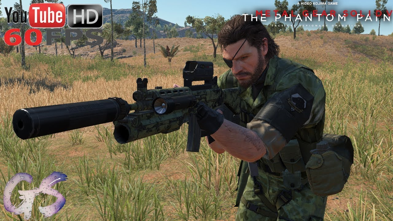 New Side Ops Mod #8 - Africa Ops I Metal Gear Solid V: The Phantom Pain
