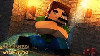 MORRENDO DE FRIO !! No Limite #1 - MINECRAFT Banished Harsh Survival MODpack