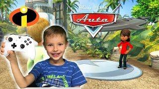 Auta i Iniemamocni! #2 - Rush: Przygoda ze studiem DisneyžPixar (Xbox One)