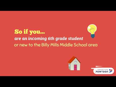 Welcome to Billy Mills Middle School!