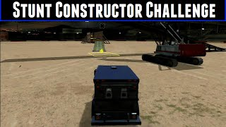 FailRace Play Stuntman Ignition  Stunt Constructor Challenges