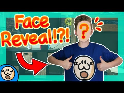 face-reveal!