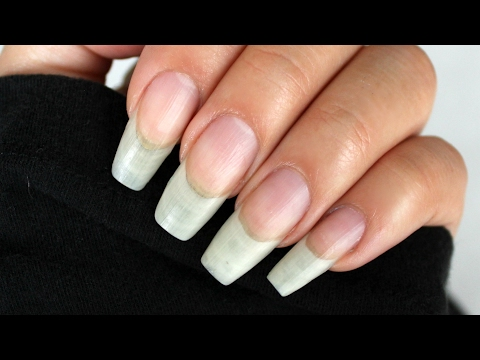 How to grow LONG & STRONG nails (long nail care routine)