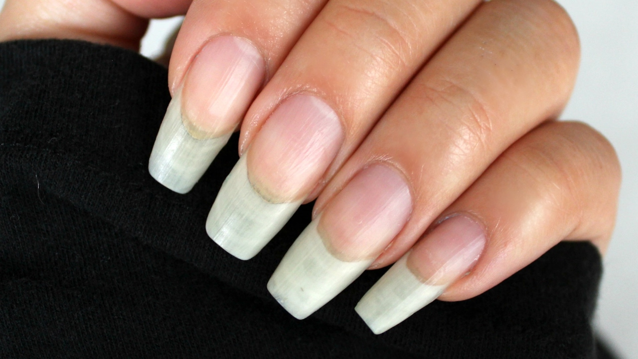 How to grow LONG & STRONG nails (long nail care routine) - YouTube
