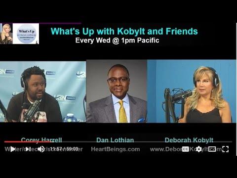 Deborah Kobylt LIVE: Dan Lothian And  Corey Harrell