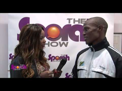 MEET TANZANIA BOXER FOR THE LONDON OLYMPICS 2012 TALKING TO SPORAH.