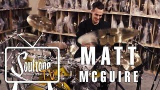 Download lagu Matt McGuire (The Chainsmokers) visits Soultone Cymbals HQ