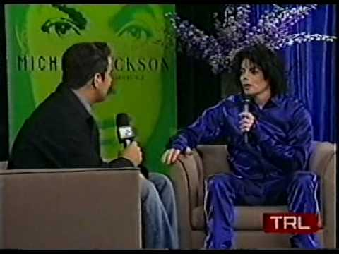 Michael Jackson interview about Invincible