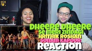 Dheere Dheere Se Meri Zindagi (Hrithik Roshan | Sonam Kapoor | Yo Yo Honey Singh) Reaction