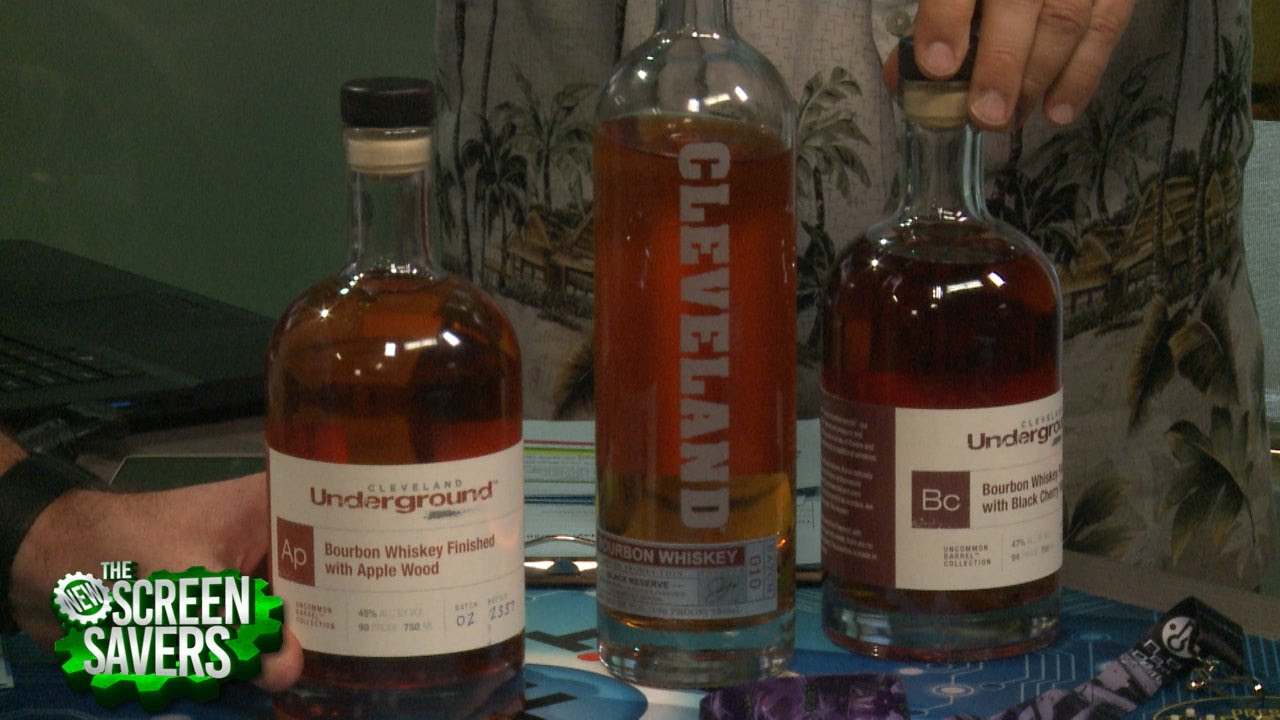 Cleveland Christmas Bourbon.How Cleveland Whiskey Uses Tech To Age Bourbon In Days Vs Years