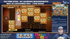 Eye Of Horus 1st Look On Paddy Power Games!