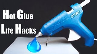 5 Awesome Hot Glue Gun Life Hacks