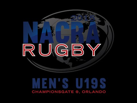2015 NACRA Men's U19 Rugby Championships: Plate Final - Cayman Islands vs. Turks and Caicos