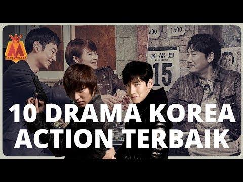 Drama Korea Terbaik Genre Action