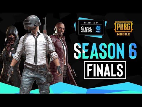 ESL Mobile Open Season 6 Finals - PUBG MOBILE