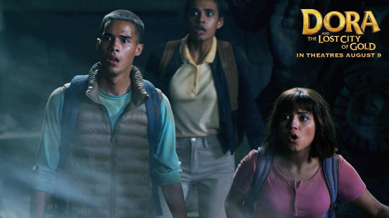 Dora And The Lost City Of Gold 2019 Puquois Clip Paramount