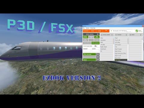 Fsx P3d Review Ezdok2 Youtube
