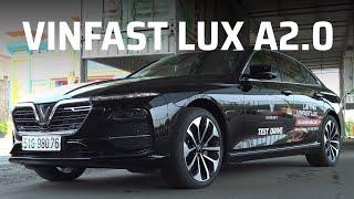 TOP5 điểm đáng chú ý trên VinFast LUX A2.0