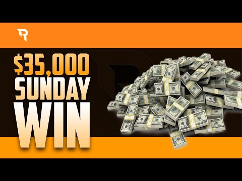$35,000 Sunday Win - Highlights - 동영상