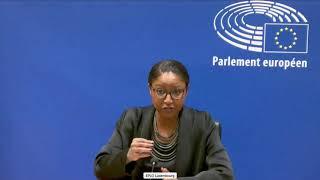Monica Semedo 15 Dec 2020 plenary speech on REACT EU