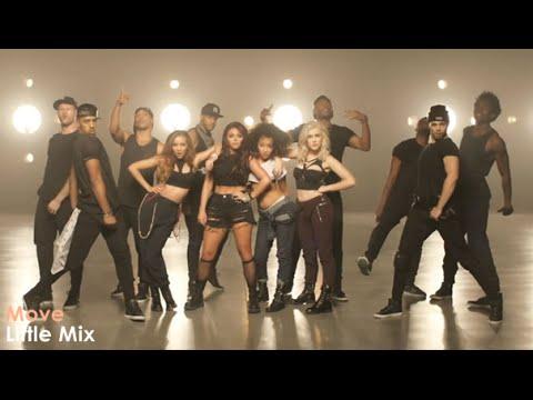 Little Mix - Move (Official Video) [Lyrics + Sub Español]
