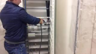 Проверка автоматического выключателя на ток КЗ(Прибор УПТР-2МЦ., 2016-05-15T10:04:45.000Z)