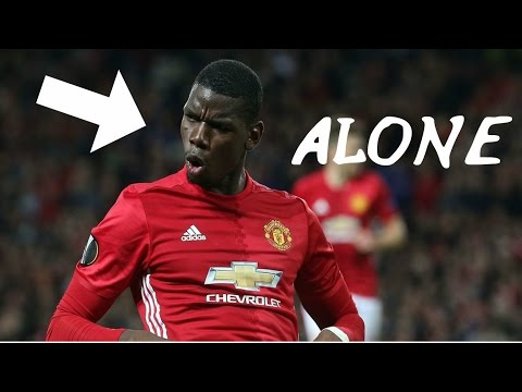 Paul Pogba - Alone (Alan Walker) 2017 - Skills & Goals 2016/2017 | HD
