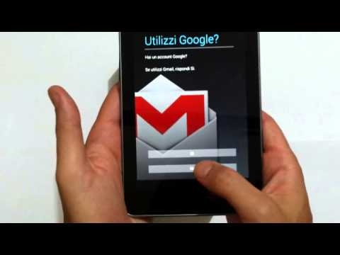 Unboxing And Test Google Nexus 7 Tablet Asus