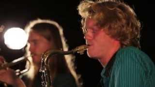 Sherzandum - Odessa Bulgar (Live in studio) | UP KulturKoncerten