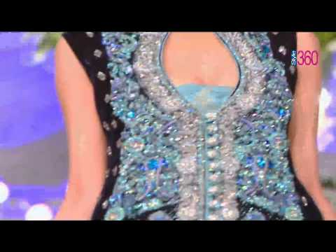 Bridal Couture Week 2012 Style 360 TV shazia bridal gallery
