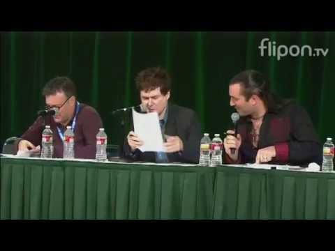 ECCC 2013: Main Hall - Star Wars Voice Actors Panel