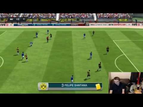 FIFA 13 LIVESTREAM - My Ultimate Team Journey - Ep.110 - I'm Back/Shorter Episode!