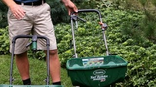 6 Lawn Fertilizing Tips | Lawn & Garden Care