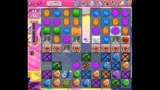 Candy Crush Saga Level 294 - 3 Star - no boosters