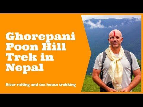 Ghorepani Poon Hill Trek in Nepal