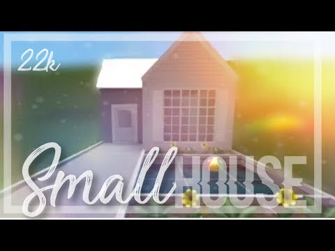Bloxburg 5x5 Small House Youtube