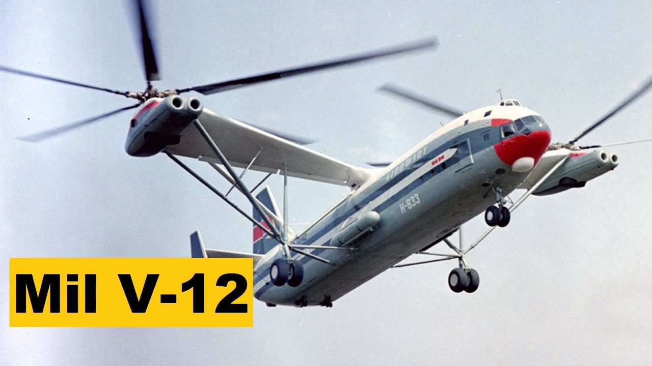 Russian MI-26 Helicopter Lost In Catastrophic Refueling Fire