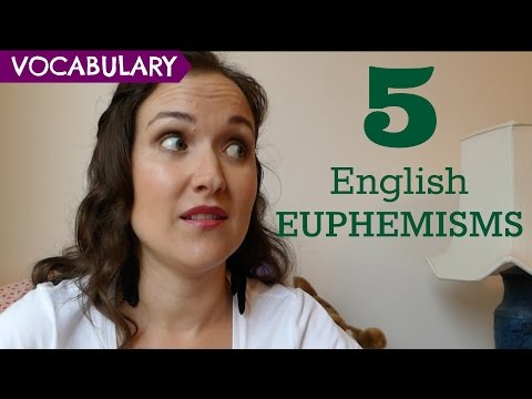 5 Common English Euphemisms - Learn English for free with Max (with subtitles)