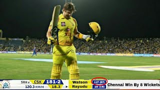 csk wins and move to finals