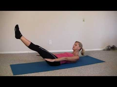 Six (6) pack Abs Training ♦ Day 27 – 30 ♦ Weider's Series