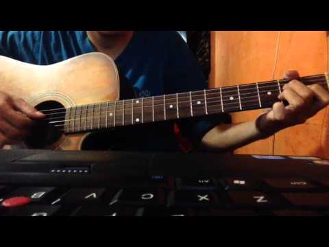 Ten2five - love is you guitar cover