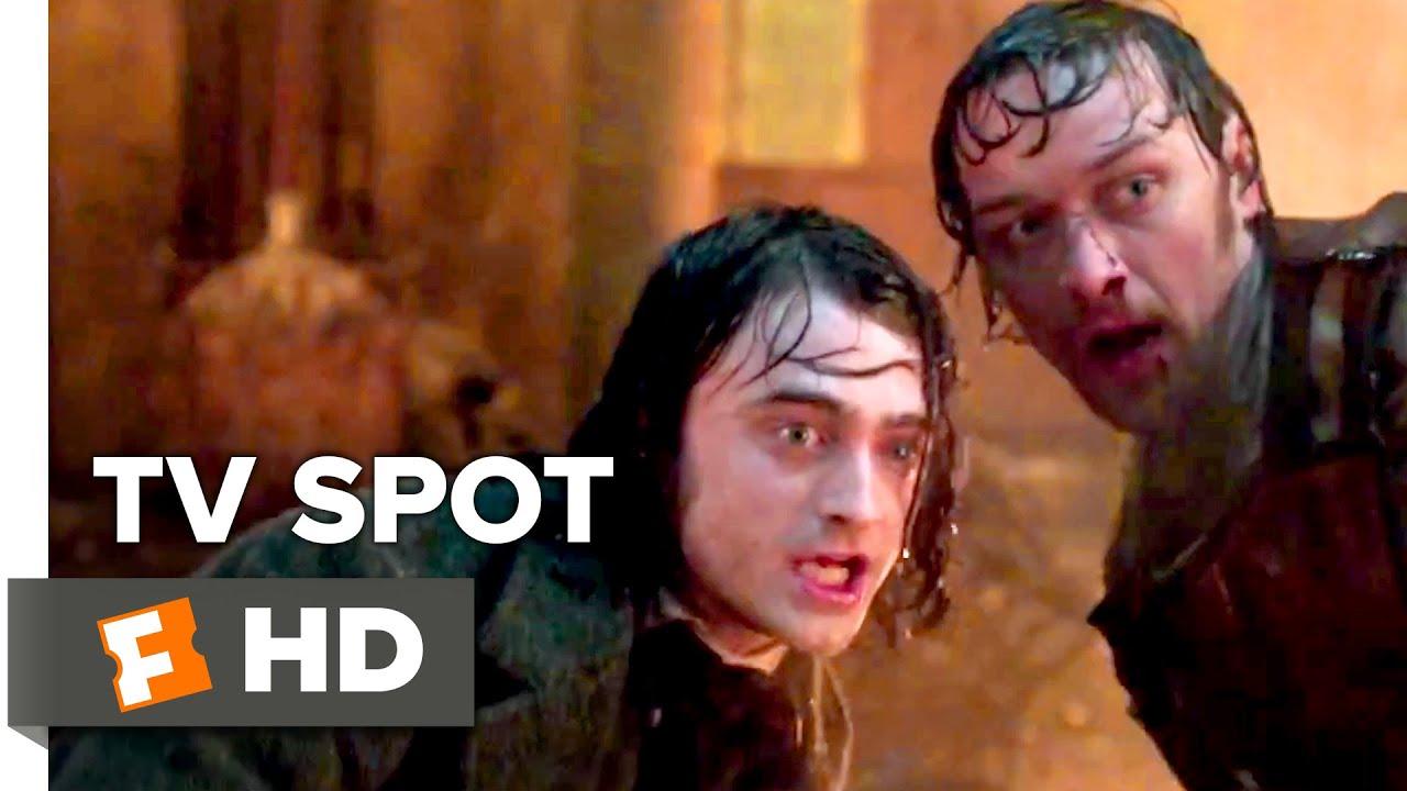Victor Frankenstein TV SPOT - Meet Your Makers (2015 ...