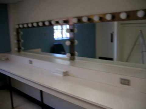 Municipal Auditorium Dressing Room 2